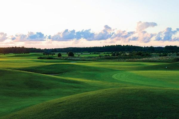 Unlimited golf at Niivälja with accommodation at Hotel Euroopa (1 night)