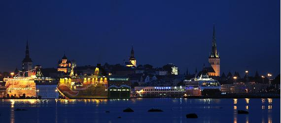 Things to do during Black Nights in Estonia