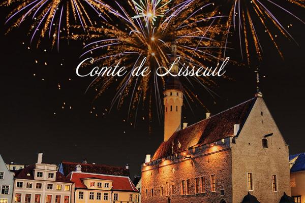 New Year's Eve package for two at Schlössle Hotel